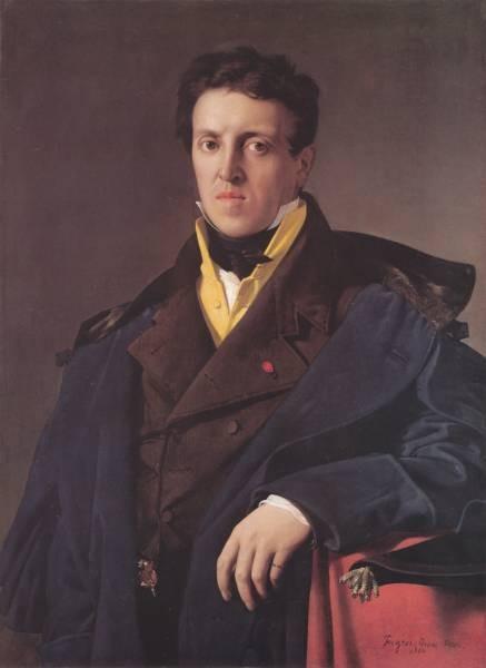 Ingres Marcotte d Argenteuil